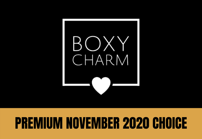 BoxyCharm November 2020 Choice Products 2 of 5